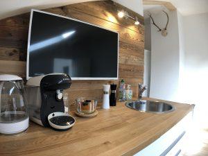 Apartment 3 Küchenzeile